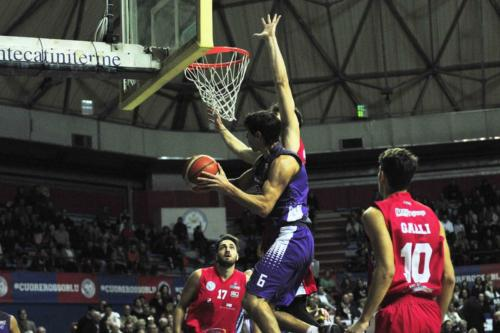 MONTECATINI TERME BASKETBALL VS ALL FOOD FIORENTINA BASKET 21
