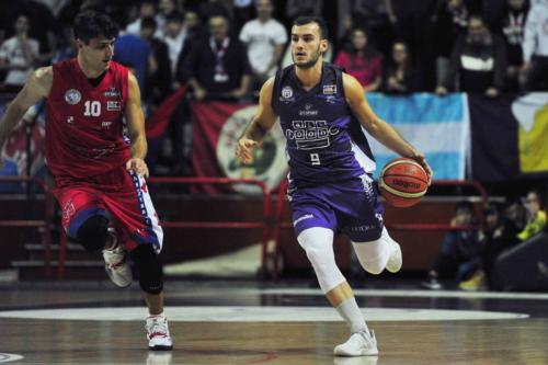 MONTECATINI TERME BASKETBALL VS ALL FOOD FIORENTINA BASKET 22