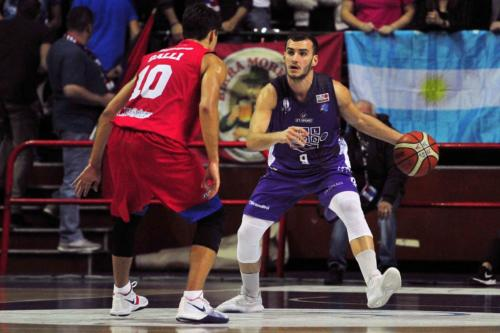 MONTECATINI TERME BASKETBALL VS ALL FOOD FIORENTINA BASKET 23