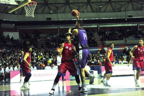 MONTECATINI TERME BASKETBALL VS ALL FOOD FIORENTINA BASKET 27
