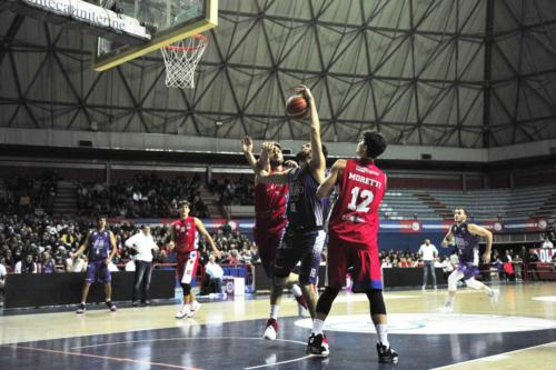 MONTECATINI TERME BASKETBALL VS ALL FOOD FIORENTINA BASKET 28