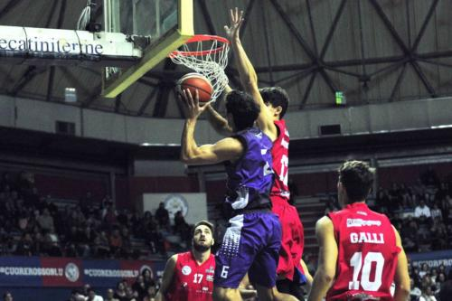 MONTECATINI TERME BASKETBALL VS ALL FOOD FIORENTINA BASKET 30