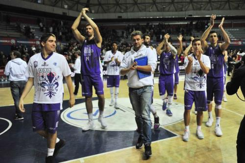 MONTECATINI TERME BASKETBALL VS ALL FOOD FIORENTINA BASKET 34