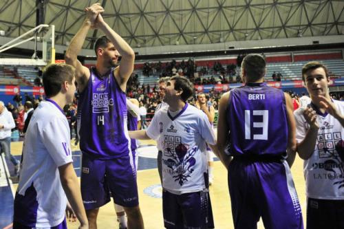 MONTECATINI TERME BASKETBALL VS ALL FOOD FIORENTINA BASKET 36