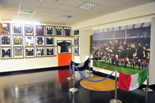 Museo del rugby di Artena 23-11-18