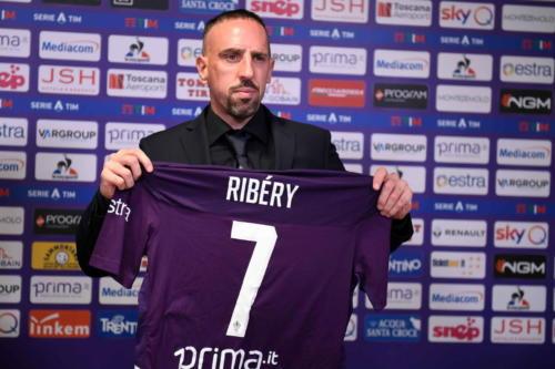 PRESENTAZIONE DI FRANCK RIBERY 04