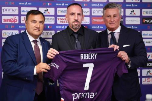 PRESENTAZIONE DI FRANCK RIBERY 05