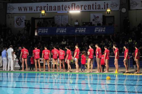 RN FLORENTIA VS PALLANUOTO TRIESTE 01
