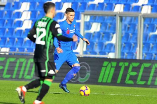 Sassuolo-Fiorentina 3-3. 09-12-18