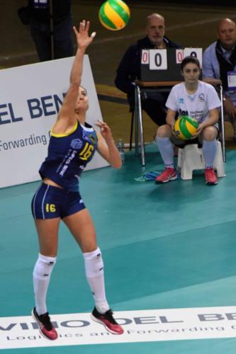 SAVINO DEL BENE SCANDICCI VS FENERBAHCE OPET ISTANBUL 05