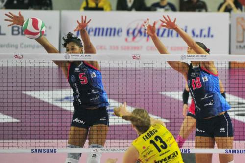 SAVINO DEL BENE SCANDICCI VS IMOCO VOLLEY CONEGLIANO 02