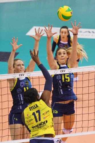 SAVINO DEL BENE SCANDICCI VS IMOCO VOLLEY CONEGLIANO 07