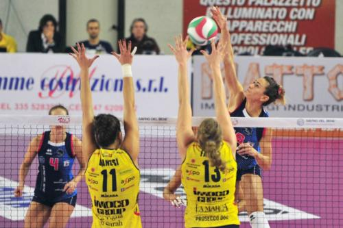 SAVINO DEL BENE SCANDICCI VS IMOCO VOLLEY CONEGLIANO 10