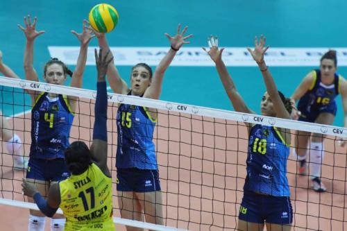 SAVINO DEL BENE SCANDICCI VS IMOCO VOLLEY CONEGLIANO 12