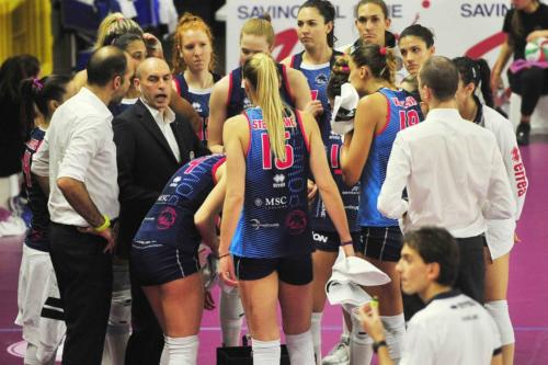 SAVINO DEL BENE SCANDICCI VS IMOCO VOLLEY CONEGLIANO 13