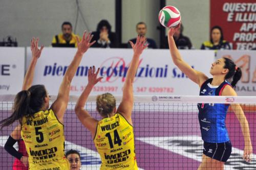 SAVINO DEL BENE SCANDICCI VS IMOCO VOLLEY CONEGLIANO 14