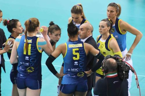 SAVINO DEL BENE SCANDICCI VS IMOCO VOLLEY CONEGLIANO 15