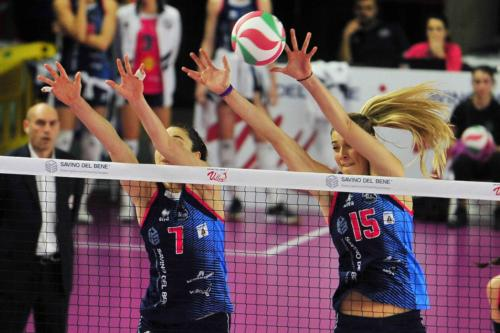 SAVINO DEL BENE SCANDICCI VS IMOCO VOLLEY CONEGLIANO 16