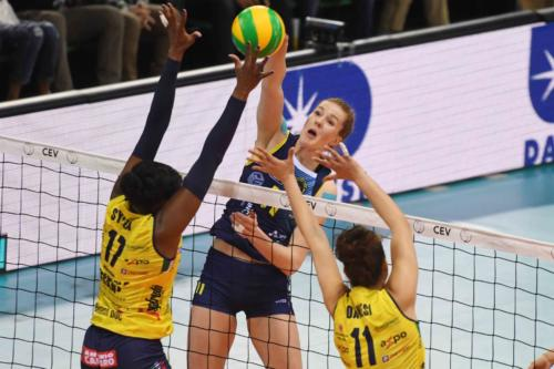 SAVINO DEL BENE SCANDICCI VS IMOCO VOLLEY CONEGLIANO 17