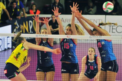 SAVINO DEL BENE SCANDICCI VS IMOCO VOLLEY CONEGLIANO 19