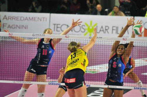 SAVINO DEL BENE SCANDICCI VS IMOCO VOLLEY CONEGLIANO 23
