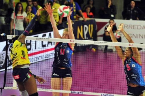 SAVINO DEL BENE SCANDICCI VS IMOCO VOLLEY CONEGLIANO 25