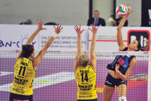 SAVINO DEL BENE SCANDICCI VS IMOCO VOLLEY CONEGLIANO 27