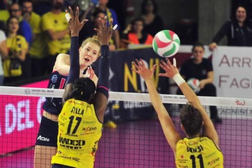 SAVINO DEL BENE SCANDICCI VS IMOCO VOLLEY CONEGLIANO 28