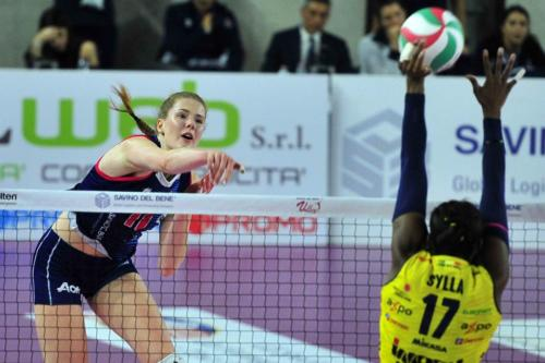 SAVINO DEL BENE SCANDICCI VS IMOCO VOLLEY CONEGLIANO 35
