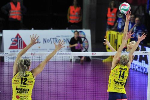 SAVINO DEL BENE SCANDICCI VS IMOCO VOLLEY CONEGLIANO 36