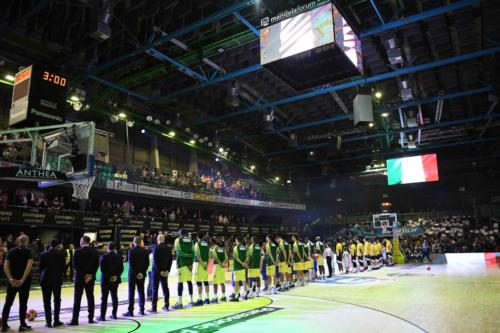 BASKET SIDIGAS AVELLINO VS HAPPY CASA BRINDISI 15.02.19